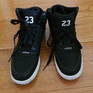 High Top Jordans